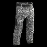 Snow Warrior Pants Rust Skin