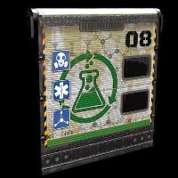 Laboratory Rolling Door