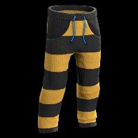 Bee Cosplay Pants Rust Skin
