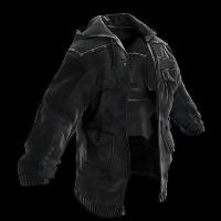Rust Blackout Jacket Skins