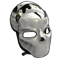 No Mercy Facemask Rust Skin