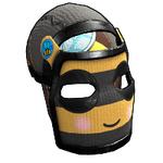 Bee Cosplay Facemask