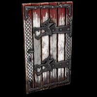 Midgard Door Rust Skin