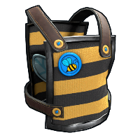 Bee Cosplay Chestplate