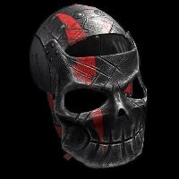 Dread Mask Rust Skin