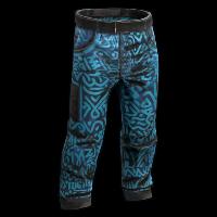 Azul Pants Rust Skin