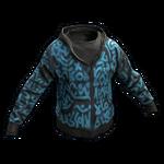 Azul Hoodie icon