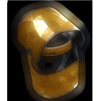 Opulent Helmet Rust Skin
