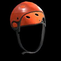 Rust Kayak Helmet Skins
