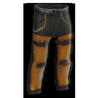 Opulent Pants Rust Skin