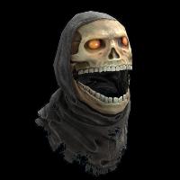 Death Mask Rust Skin