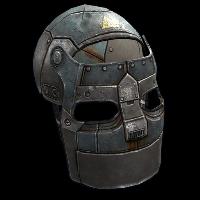 RaidBot Facemask Rust Skin