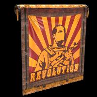 Rust Revolution Garage Door Skins