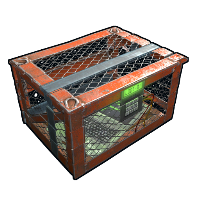 Cargo Heli Storage