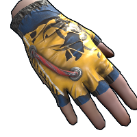 Rust Bio Integrity Gloves Skins