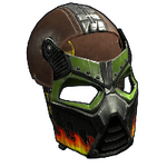 Bombshell Facemask icon