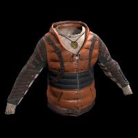 Buscador Hoodie Rust Skin