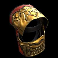 Lunar Armor Helmet Rust Skin