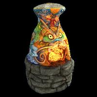 Eastern Dragon Furnace