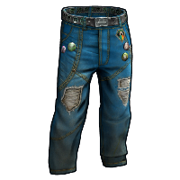 Conspiracy Nut Pants Rust Skin