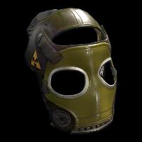 Poison Mask Rust Skin