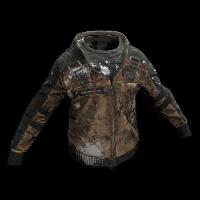 Rust Uproar Hoodie Skins