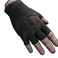 Rust Blackout Gloves Skins