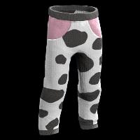 Rust Cow Moo Flage Pants Skins