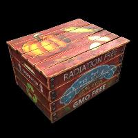 GMO Free Seed Box