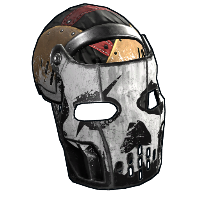 Uproar Facemask Rust Skin