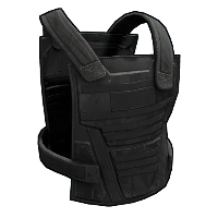 Blackout Chestplate Rust Skin