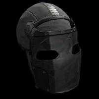 Blackout Facemask Rust Skin