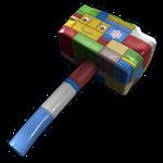 Building Block Hammer
