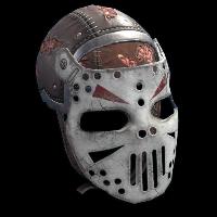 Horror Facemask Rust Skin
