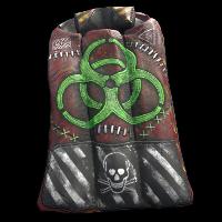 Toxic Sleeping Bag Rust Skin