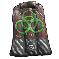 Toxic Sleeping Bag