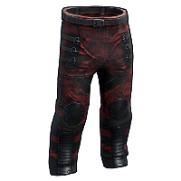 Rust Tactical Pants Skins