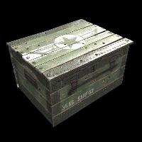 Army Supply Box