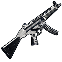 Rust No Mercy MP5 Skins