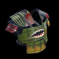Bombshell Vest
