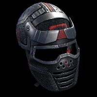 Tactical Facemask Rust Skin
