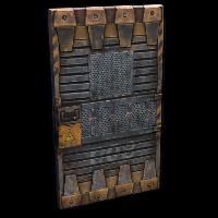 Excavator Door