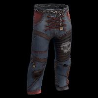 Punkish Pants Rust Skin