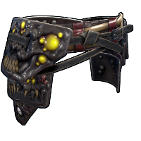 Metal Zombie Kilt