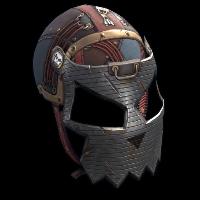 Rust Punkish Facemask Skins