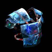 Iceman Armor Rust Skin