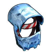 Iceman Helmet Rust Skin