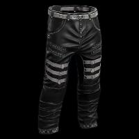 Rocker Pants Rust Skin