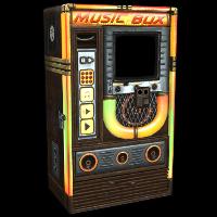 Music Box Rust Skin