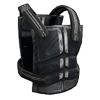 Training Chest Plate Rust Skin